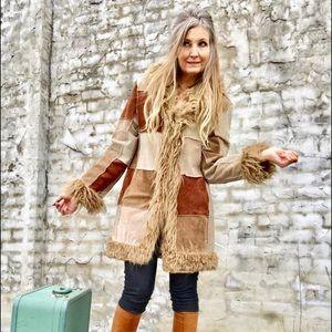 Patches Coat